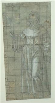 saint-bernard by andrea sacchi