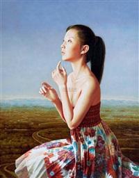 牧歌 by xiao qing