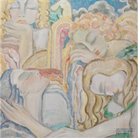 los angeles dormidos (the sleeping angels) by ana julia alvarez