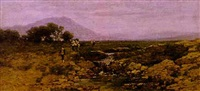 paisaje by federico cortese