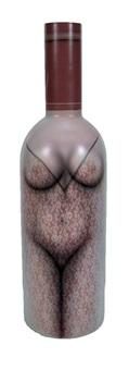 botella con figura by ernesto bertani