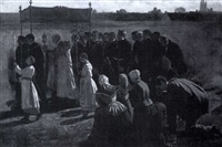 benediction of the wheat by edgar melville ward