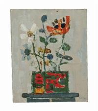 vase de fleurs by paul aïzpiri