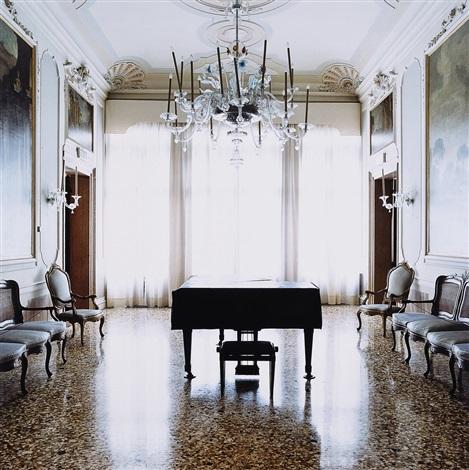 palazzo labia venezia by candida höfer