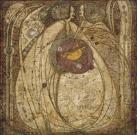 the heart of the rose by margaret macdonald mackintosh