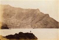 baie de juan fernandez, île de robinson crusoe, chili by paul-emile miot