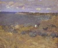 paysage de bretagne by frank edwin scott