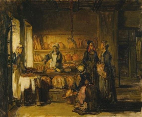 la boulangerie des hospices de beaune by joseph bail