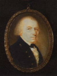 portrait of joseph vincent jr. of salem, massachusetts by william verstille
