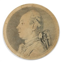 portrait de marmontel by charles nicolas cochin the younger
