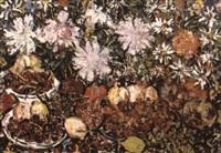 fleurs parmi les fruits by rady rautovich yakubov