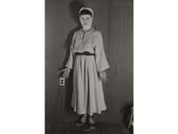 untitled (line-up) by cindy sherman