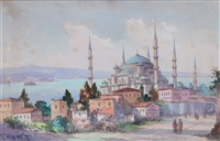 istanbul by serif renkgorur