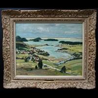 bic - gaspe coast by richard jack
