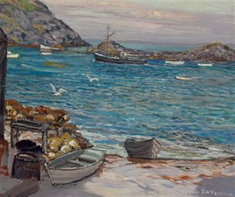 off manan by edward willis redfield