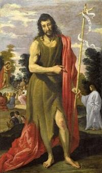 saint jean baptiste by josé (jusepe) leonardo de chavier