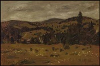 laurentians by william goodridge roberts