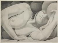 untitled - nude by ernest lindner