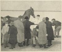Horse Dealers, 1919