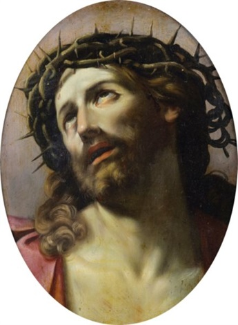 le christ à la couronne dépines by domenico maria canuti