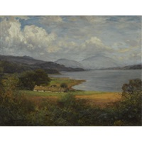 loch etive by alexander brownlie docharty