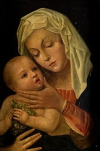 virgen con el niño by flemish school-bruges (16)
