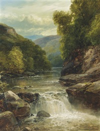 the trout stream by john brandon smith
