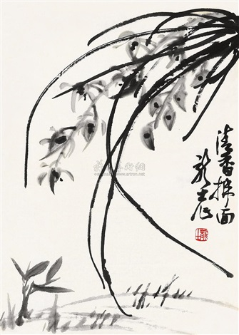 清香拂面 by xiao longshi