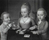 a family card game by jean baptiste laurent