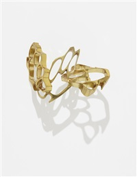brass knuckles (iv) by robert lazzarini