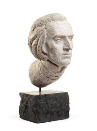 głowa fryderyka chopina by ksawery dunikowski
