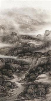 山水 by xu changjiang