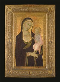 the madonna and child by naddo ceccarelli