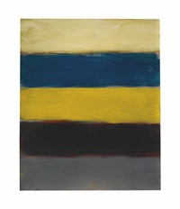 landline blue by sean scully