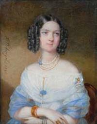 marie friederike charlotte von württemberg by franz napoleon heigel