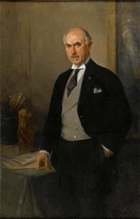 jonas lie, president of national academy by henry r. rittenberg
