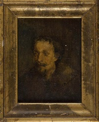 autoportret by simeon buchbinder