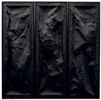 underworks black edit (triptych) by loris gréaud