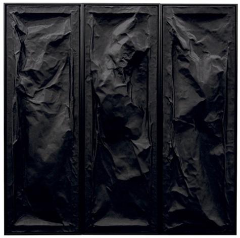 underworks black edit triptych by loris gréaud