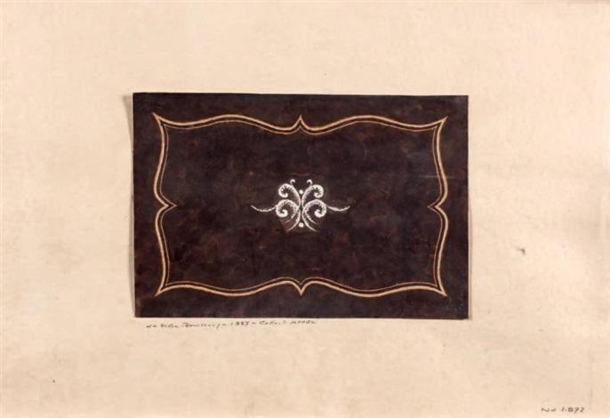 projet de tapis by ivan da silva bruhns