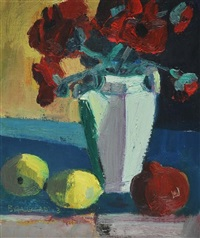 poppies & lemons by brian ballard