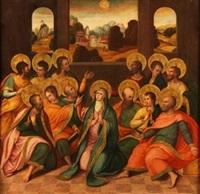 pentecostés by pablo de aregio