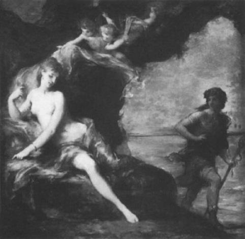 ariane à naxos by henri léopold lévy