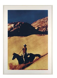 untitled (cowboy) by richard prince