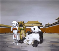three small pets by li ji