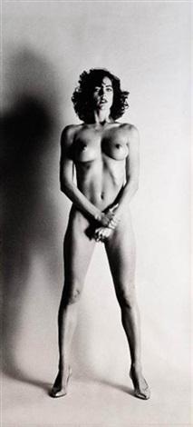 big nude iii, paris by helmut newton