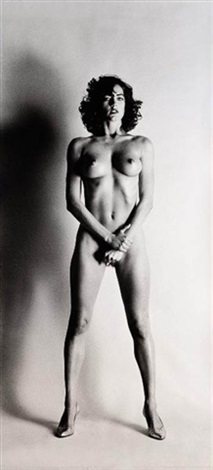 big nude iii paris by helmut newton