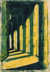 the cloister by ursula fookes