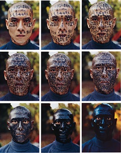 artwork by zhang huan