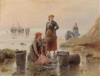 retour de pêches by pierre testu